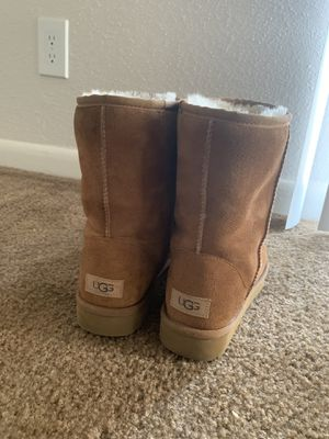 Hardly used UGG for $120 for Sale in Spring, TX