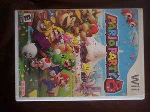 Mario Party 8 Wii for Sale in Fresno, CA