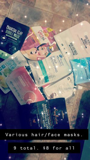 NAME BRAND FACE AND HAIR CARE BUNDLE!! for Sale in Acampo, CA