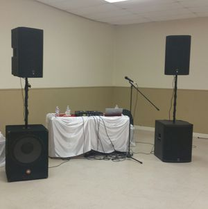 COMPLETE DJ EQUIPMENT for Sale in Houston, TX