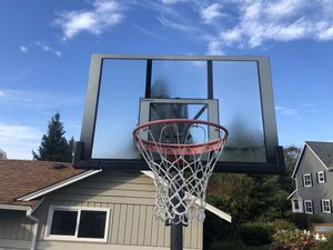 Reebok Basketball Hoop for Sale in Normandy Park, WA