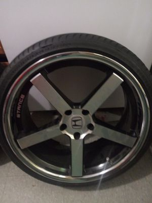 20 inch rims stance wheels 5x114 for Sale in Syracuse, NY