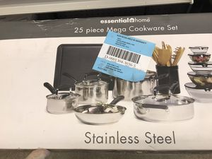 Stainless steel 25 bees make a quick sale regular price is 14999 on sale $80 only open box new for Sale in Parma Heights, OH