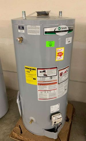 NEW AO SMITH WATER HEATER WITH WARRANTY HVWEY for Sale in Saginaw, TX
