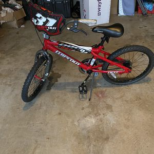 20 Inch Bike Boys Red for Sale in Stafford, VA