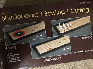 Shuffle board 3 in 1 for Sale in Greenwich, CT