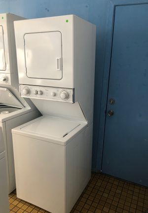 Apartment size whirlpool stackable washer and gas dryer for Sale in San Diego, CA