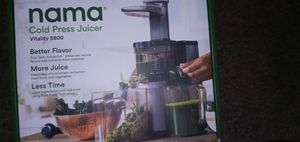 Nama. The juicer maker for Sale in Federal Way, WA
