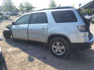 2009 GMC Acadia, PARTS ONLY!!! for Sale in Grand Prairie, TX