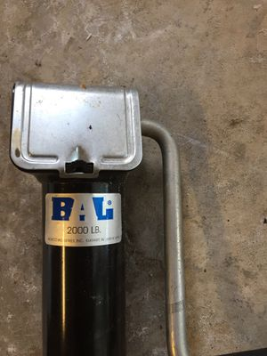 BAL 2000lb A Frame Trailer Jack for Sale in Port Orchard, WA