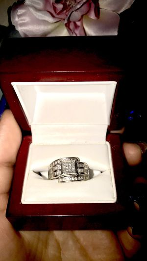 Wedding ring SIZE 8 for Sale in HILLTOP MALL, CA