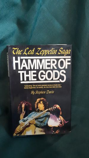 The Led Zeppelin Saga Hammer of the Gods for Sale in Simi Valley, CA