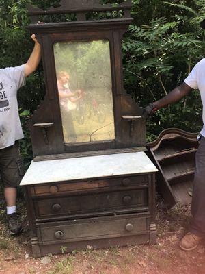 Marble top Antique Dresser for Sale in Murfreesboro, TN