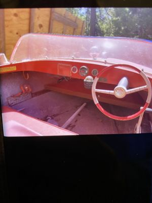 O.B.O. 1969 sea swirl fiberglass speed boat. for Sale in Lake Arrowhead, CA