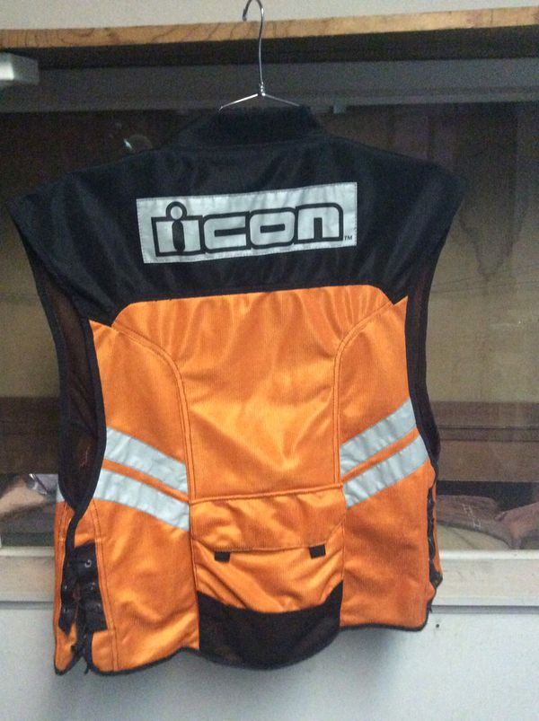 Icon motorcycle safety vest