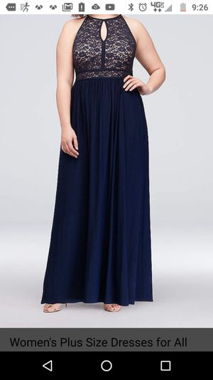 Many Plus-Size Formal Dresses for Sale in Oxon Hill, MD