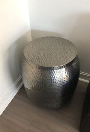 Silver storage container for Sale in Chicago, IL