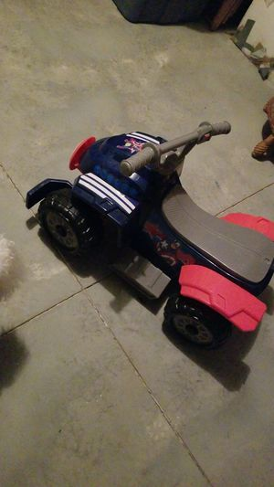 Captain America power wheel for Sale in Spring Hill, FL