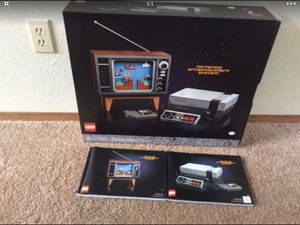 NO LEGO INCLUDED! Box and Instruction Manuals! Perfect condition. for Sale in Lakewood, WA