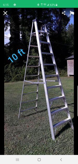 10 ft Ladder for Sale in Durham, NC