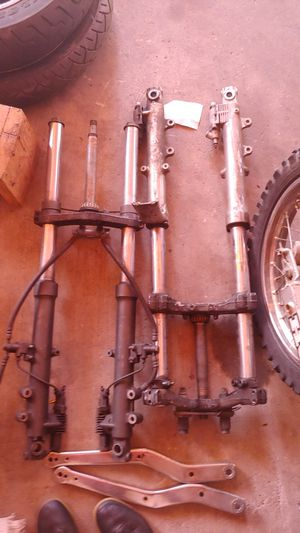 motorcycle forks for Sale in San Bernardino, CA