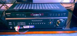 Sony str-de698 7.1 channel receiver for Sale in Centreville, VA