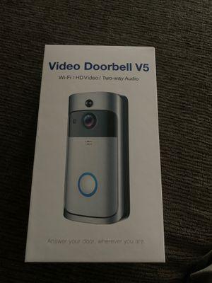 Video Doorbell V5 Camera for Sale in Colonial Heights, VA