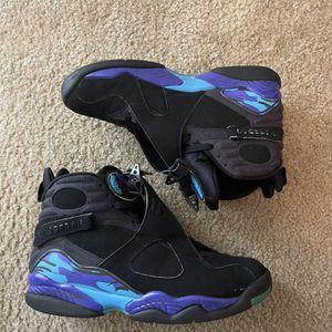 Air Jordan 8 Aqua Size 9.5 for Sale in Lake Worth, FL