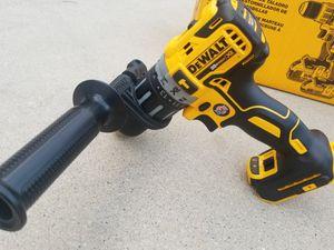 20 V DeWalt XR Brushless Hammer Drill Brand NEW !!!! for Sale in Bakersfield, CA