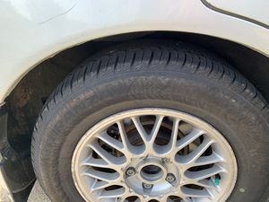 5 rims and many tires for Sale in Seattle, WA