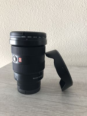 Sony 16-35 f2.8 GMaster for Sale in Costa Mesa, CA