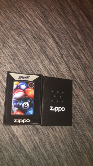 Brand new eightball zippo lighter for Sale in Peoria, AZ