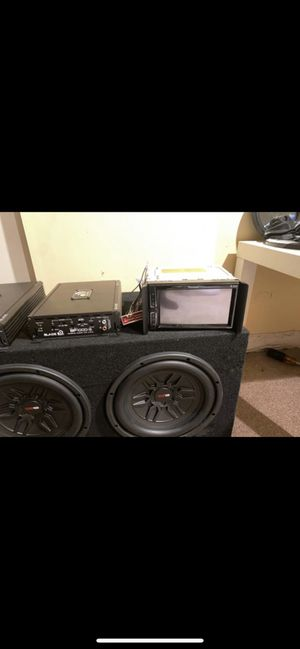 Car Stereo system for Sale in Philadelphia, PA