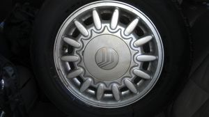 205/65R/15 Rims&Tires Set For A 1998 Mercury Sable for Sale in Dallas, TX