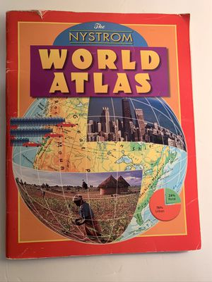 The NYSTROM World Atlas for Sale in Penndel, PA