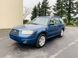 2008 Subaru Forester for Sale in Kent, WA