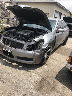Infiniti 2008 g35 parts for Sale in Hawthorne, CA