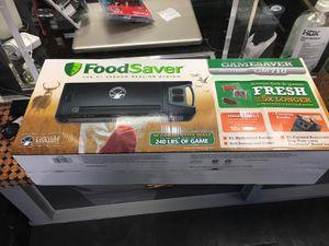 Food saver vacuum seal machine 710 for Sale in Fort Lauderdale, FL