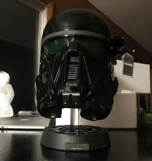 Star wars helmet for Sale in Albuquerque, NM