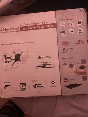 Tv mount for Sale in Fairburn, GA