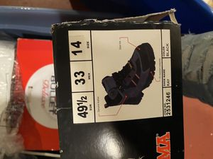 Steel toe work boots for Sale in Saint Ann, MO