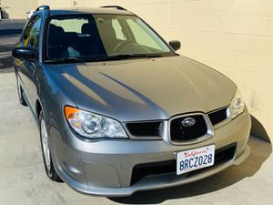 2007 Subaru Impreza Wagon for Sale in Rancho Cordova, CA
