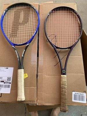 Tennis rackets for Sale in Dinuba, CA