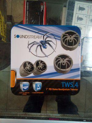 Soundstream tws.4 for Sale in Las Vegas, NV