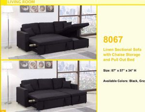 Sectional futon for Sale in Pomona, CA