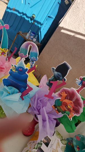 Troll centerpieces for Sale in Riverside, CA