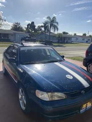Toyota Corolla for Sale in Fort Lauderdale, FL