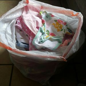 Baby Girl clothes nb to 3 Month for Sale in Fontana, CA