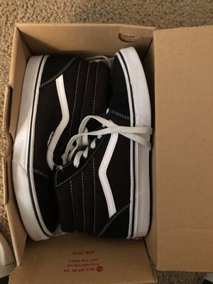 Vans Ward Hi (Suede/Canvas) sz:5 for Sale in West Palm Beach, FL