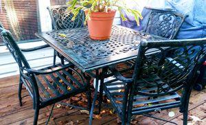 Patio set for Sale in Harrisonburg, VA